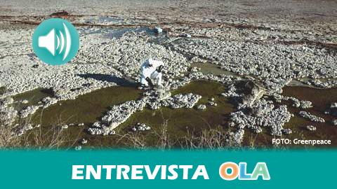 Organizaciones se felicitan por la ratificación del aval de 65,9 millones que Fertiberia tendrá que pagar por los vertidos y confían en que las balsas no sean enterradas