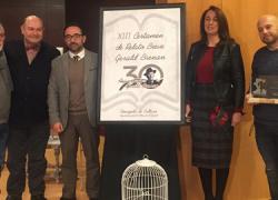 Alhaurín el Grande conmemora el 30º aniversario de la muerte de Gerald Brenan con el XIII Premio de Relato Breve que lleva el nombre del célebre hispanista