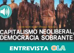 Expertos internacionales analizan en Andalucía cómo el capitalismo menoscaba la democracia y denuncian la regresión de los derechos humanos a través de recursos jurídicos