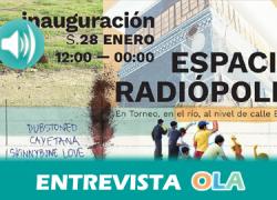 Radiópolis, radio comunitaria de Sevilla, recupera para la ciudadanía el entorno de la Torre de Cambio de Agujas como espacio cultural y social de la ciudad