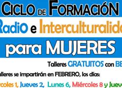 EMA-RTV refuerza su apuesta por la igualdad de género y la interculturalidad con un nuevo Taller de Radio para mujeres inmigrantes en la localidad sevillana de San Juan de Aznalfarache