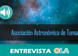ASTROMARES, la Asociación Astronómica de Tomares, difunde la astronomía desde el aljarafe sevillano a través de charlas, actividades y observaciones