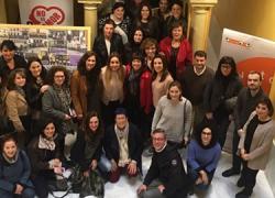 Las mujeres en riesgo de exclusión de Conil reciben orientación y apoyo asistencial gracias a los esfuerzos de Diputación y la asociación 'Aprende a Vivir'