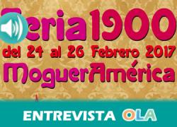 Moguer recrea este fin de semana el periodo en el que nació y creció el Nobel moguereño Juan Ramón Jiménez con la celebración de la II Feria de Época 1.900