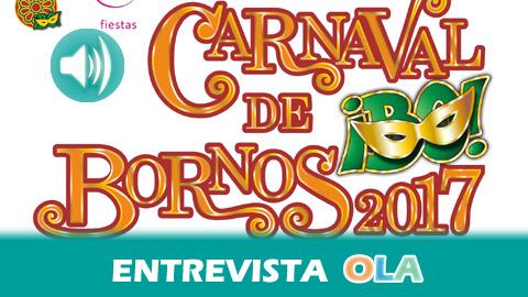 Bornos celebra los últimos días de su Carnaval, una fiesta declarada de Interés Turístico en Andalucía que se caracteriza por el uso de disfraces de ropajes viejos y la cara tapada
