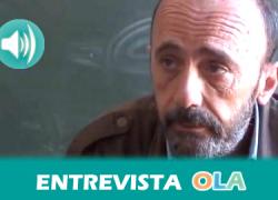 El activista de DDHH y presidente de Prodein, Jose Palazón, está consciente y mejora después de sufrir el pasado viernes un infarto cerebral