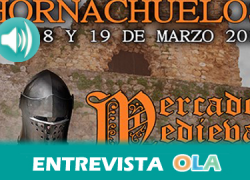 Hornachuelos celebra este fin de semana su 'Mercado Medieval', un completo programa de actividades con las que se pondrá en valor la historia local