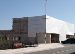 La infraestructura del nuevo centro de salud de Olula del Río dispondrá de cinco plantas y conllevará la inversión de cerca de un millón de euros