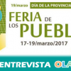 Martos pone en valor sus atractivos turísticos y patrimoniales participando en la 'Feria de los Pueblos de Jaén' que se celebra este fin de semana