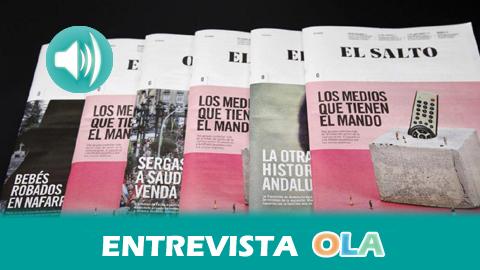 Nace El Salto, una iniciativa que aglutina a más de 20 proyectos comunicativos, para impulsar una comunicación libre y crítica, sin publicidad ni contenidos patrocinados