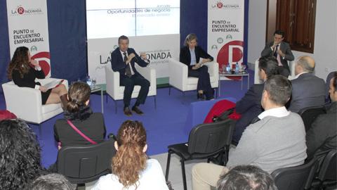 El programa 'La Rinconada, punto de encuentro empresarial' busca impulsar la economía local y el emprendimiento mediante encuentros y acciones formativas