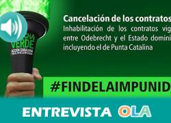 La ciudadanía dominicana se echa a la calle en una sucesión de protestas conocida como la 'Llama Verde' para denunciar la corrupción del Gobierno y rechazar la impunidad