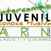 Jóvenes de Rociana, Nerva y Almonte participan en la segunda edición del programa de intercambio 'Conoce Huelva' que se celebrará en la aldea de El Rocío