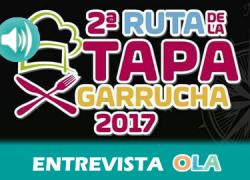Garrucha muestra la rica variedad de sus fogones con la II Ruta de la Tapa, un evento gastronómico con el que se homenajea a los productos y hosteleros locales