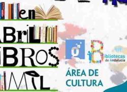 'En abril, libros mil', conmemora el mes del libro en Guillena con actividades entre las que destaca recitales de poesía, teatro, talleres, y cuentacuentos