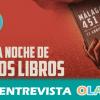 Málaga ultima los preparativos del III festival literario: 'Málaga 451: La noche de los libros', un lugar de encuentro entre amantes de la literatura para promover la lectura