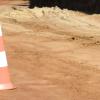 Regantes y agricultores de Atarfe se quejan de daños irreparables en acequias y manantiales en la zona debido a las obras de construcción de la autovía GR-43