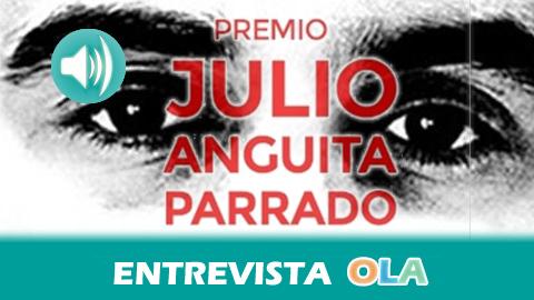 El periodista Carlos Dada ha sido el ganador del X Premio Internacional de Periodismo Julio Anguita Parrado para reconocer su compromiso con los DDHH en El Salvador