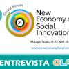 Foro NESI reúne en Málaga a representantes de los Nuevos Movimientos Económicos que aspiran a construir sociedades más justas, inclusivas y prósperas