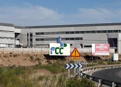 El Hospital de Ronda contará con la construcción de una pasarela peatonal para mejorar la seguridad en el acceso a sus instalaciones financiada por la Diputación