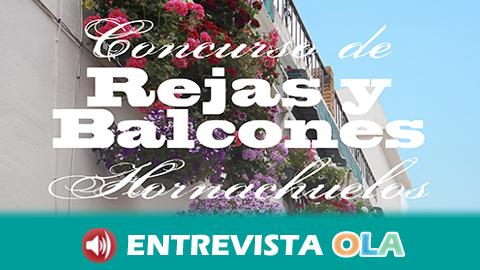 Hornachuelos engalana sus calles por el II 'Concurso de Rejas y Balcones', un certamen que atrae al turismo y fomenta el tradicional pueblo blanco andaluz