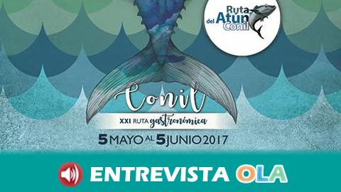 Conil de la Frontera dedica el mes de mayo a promocionar su cocina local y el atún rojo de almadraba a través de la edición número 21 de su Ruta del Atún