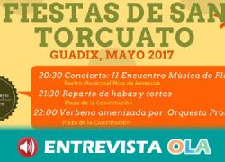 El municipio granadino de Guadix aúna tradición, música, teatro y diversión para celebrar, este fin de semana, sus fiestas patronales dedicadas a San Torcuato