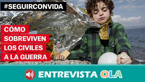 La última campaña de Médicos Sin Fronteras llega a Andalucía para mostrar la situación de las personas que salen de sus países de origen jugándose la vida