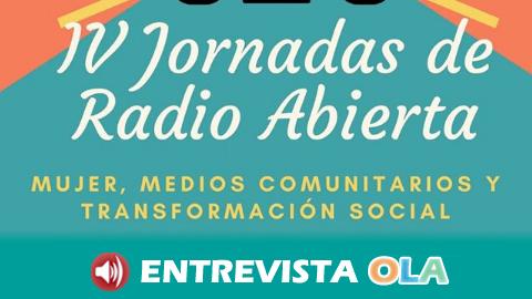 Radio Abierta reivindica el papel de las radios comunitarias para crear redes y vínculos en la vida social de barrios como el Polígono Sur de Sevilla