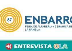 La Rambla ultima los preparativos de su 87 Feria de Alfarería y Cerámica 'En Barro', una muestra con la que se pone en valor la industria más tradicional de la localidad