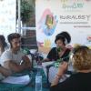 Reportaje sobre la actividad de radio en directo que EMA-RTV ha realizado en San Bartolomé de la Torre como acto final del proyecto 'Rurales y Diversas'