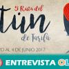 47 establecimientos participan en la V Ruta del Atún Rojo de Almadraba de Tarifa para dar a conocer la excelencia de los fogones tarifeños con su producto estrella
