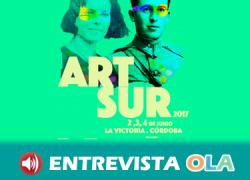 El arte underground y el entorno rural se unen en ARTSUR 2017, el Festival de Arte Contemporáneo que se celebra este fin de semana en la localidad cordobesa de La Victoria
