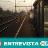 CGT- A denuncia que las conexiones ferroviarias convencionales están siendo desmanteladas y se está abandonando el transporte de mercancías para favorecer la privatización