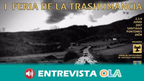 """La I """"Feria de la Trashumancia"""" de Santiago Pontones homenajea a sus pastores con un fin de semana cargado de actividades que ponen en valor sus tradiciones"""