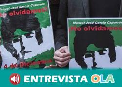 La familia de García Caparrós critica al Congreso por mantener la investigación parlamentaria del asesinato como secreto oficial