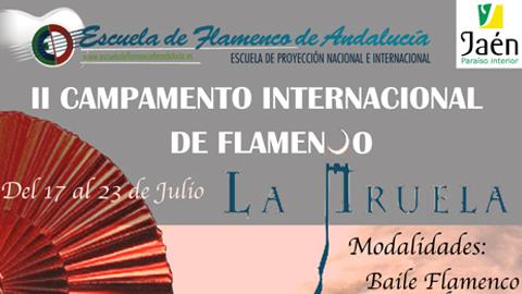 Jóvenes artistas se formarán en la localidad jiennense de La Iruela en el segundo Campamento Internacional de Flamenco