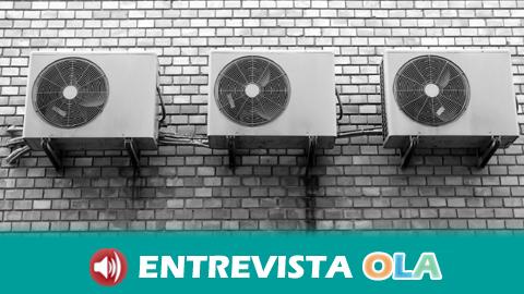 La Asociación General de Consumidores anima a usar bien el aire acondicionado para evitar un sobrecoste en la luz