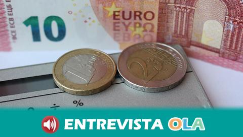 La renta mínima no atajará la pobreza y la exclusión según la Asociación Pro Derechos Humanos de Andalucía