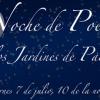 Media docena de poetas participarán en la primera edición de la Noche de Poesía de Fernán Núñez