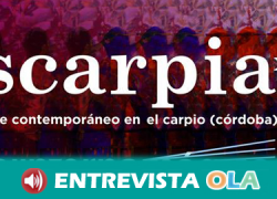 El Carpio se convierte un año más en referente del arte contemporáneo andaluz con la 16ª edición del certamen Scarpia