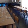 Una veintena de menores en riesgo de exclusión se benefician del servicio de comedor social en Castilblanco