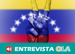 """""""Hay una lucha informativa entre dos formas de contar lo que pasa en Venezuela"""", Juan Manuel Santana, catedrático de Historia de ULPGC"""