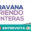 La Caravana Abriendo Fronteras denuncia situación de las personas migrantes que malviven junto a los invernaderos  en Almería