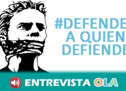 Helena Maleno denuncia la impunidad de las amenazas sufridas y la criminalización de quienes, como ella, defienden los derechos humanos