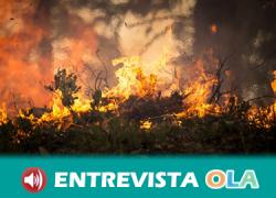 WWF alerta de que el abandono de las zonas rurales y una mala gestión forestal están aumentando la virulencia de los incendios