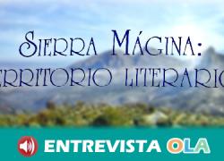 40 autores dan voz a las historias y relatos sobre Sierra Mágina en un libro de la colección 'Territorios Literarios'