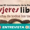 CGT celebra el 80 aniversario de la creación de la Federación Mujeres Libres con unas jornadas de formación