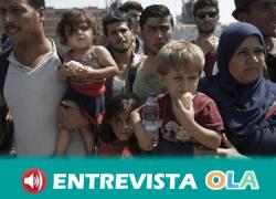 Colectivos pro derechos humanos respaldan la movilización europea a favor de la acogida y el asilo