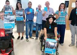 Atarfe pone en marcha la campaña 'Ponte en mi lugar' para mejorar la accesibilidad y movilidad del municipio